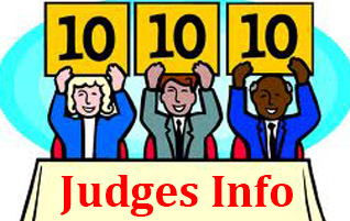 Judges Information