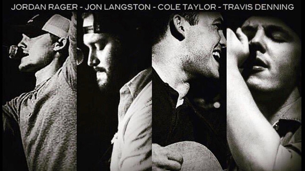 4 Wheel Drive Tour Featuring Jon Langston, Cole Taylor, Jordan Rager, and Travis Denning